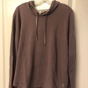 VS hooded sweatshirt